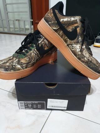 (like new) authentic Nike Air Force 1 Realtree Limited Edition sold out worldwide don't miss