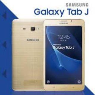 福利品Display/三星/TAB J/8GB(可通話平板) 加贈皮套+玻璃貼