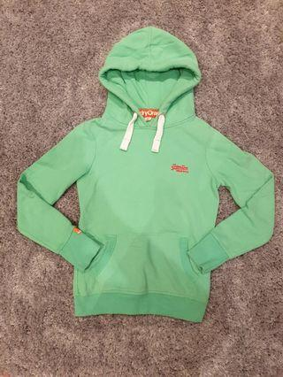 [SIZES UK: 6] Superdry Mint Hoodie
