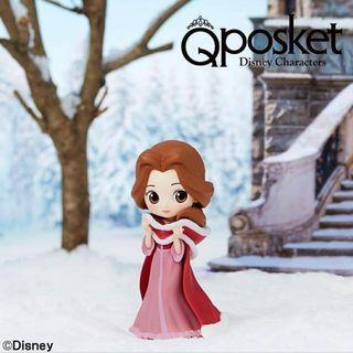 QPosket Petit Disney Characters Belle Winter Costume