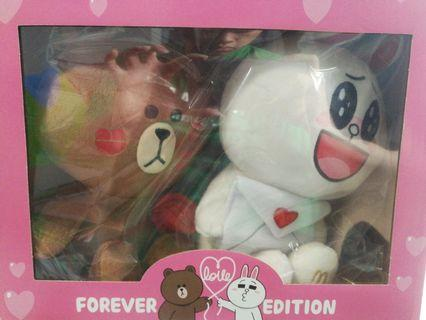 Line Friends FOREVER LOVE EDITION