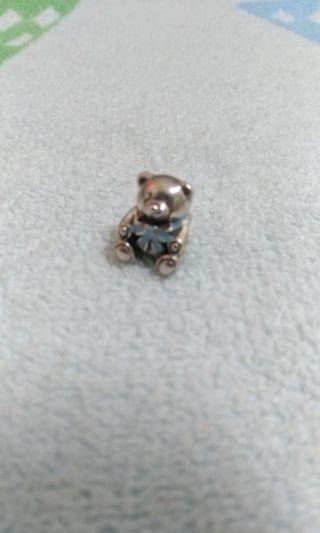 🚚 PANDORA 串飾吊飾  泰迪熊