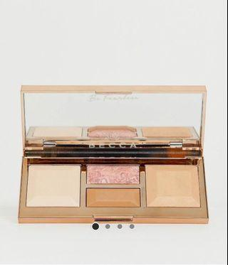 🚚 Becca Be A Light Palette Limited Edition
