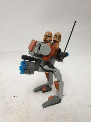 🚚 Lego 75089 Geonosis Troopers with walker