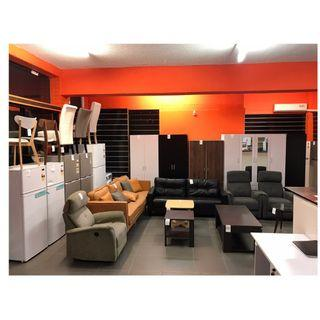 Showroom Furniture Samples for SALE from $60