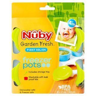 Nuby fresh garden freezer pot