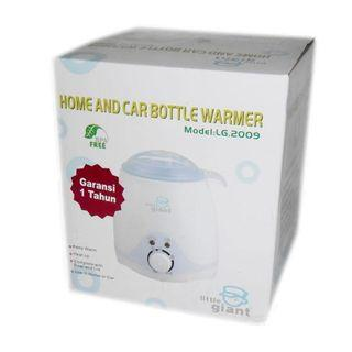 Little Giant LG 2009 Home and Car Bottle Warmer