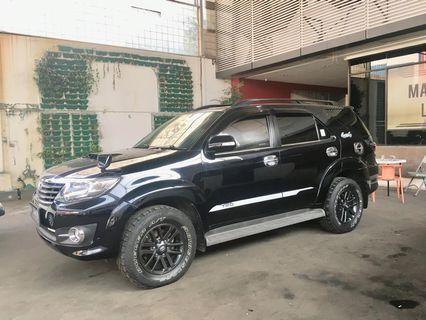 Toyota Fortuner g vnr 4x4 matic diesel