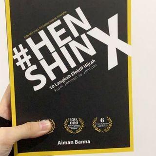 Henshin X