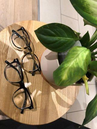 Bailey nelson glasses (2pairs)