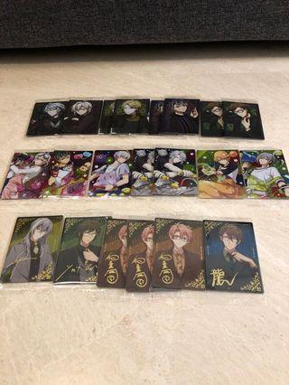 Idolish7 Idolish 7 Wafer Cards Volume 10