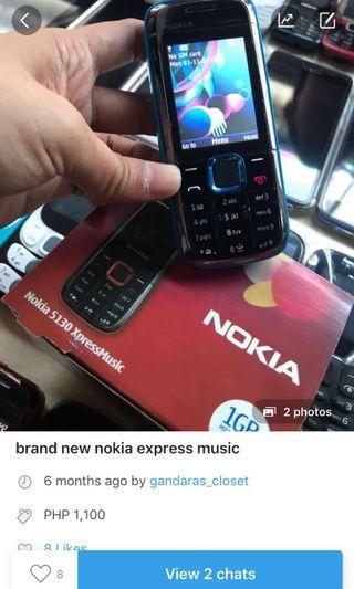brand new nokia 5130 classic