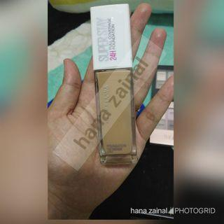 Maybelline superstay fd code 310