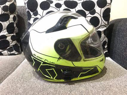 Helm KYT K2 Rider , Size L