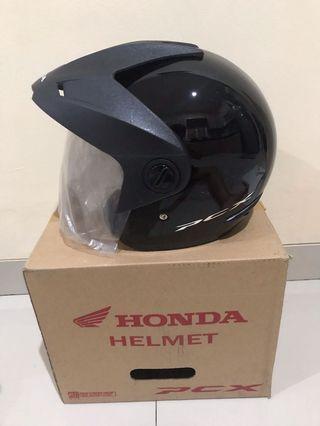 Helm HalfFace Honda Pcx