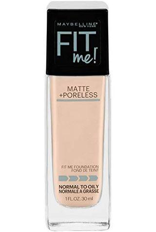Maybelline Fit Me Foundation NEW