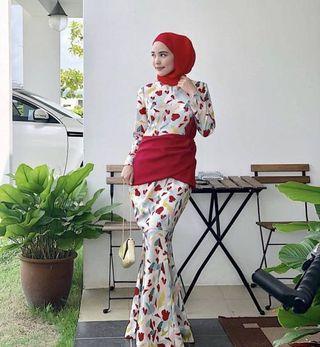 Jannahnoe Zara Kurung