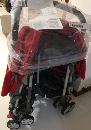 To Bless: Twin Stroller (Side)