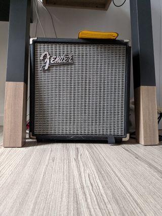 Jual ampli bass Fender Rumble 15 V3