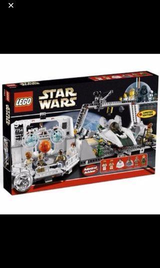 Lego Star Wars 7754
