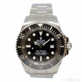 Rolex 116660 Deepsea Black