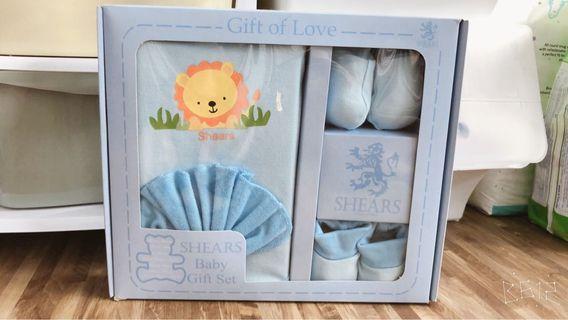 🚚 4pcs Baby Gift Set