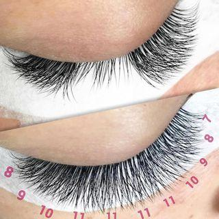 FREE Single / Cluster Eyelash Extension sessions (be a model for our trainee beauticians!)