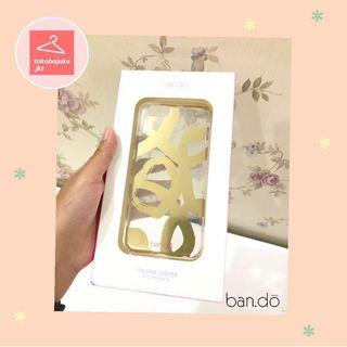 ban.dō - Clear Hardcase iPhone 6