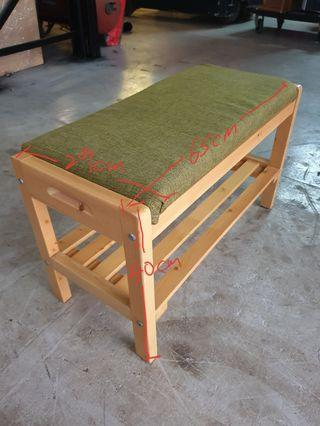🚚 Shoe rack cus chair