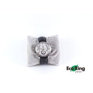 Maurice Lacroix 艾美錶 PT6238 Automatic 奔濤系列 銀色 自動機芯 皮錶帶 男裝 100%真品