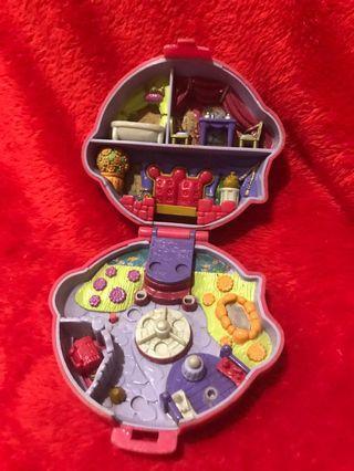 Mickey Mouse Mini House Polly Pocket Styke 1995