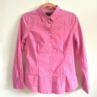 PADINI Polka Dot Shirt