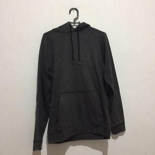 H&M Men Hoodie (dark grey-no nego)