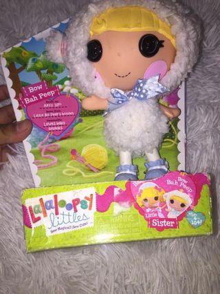 New authentic Lalaloopsy doll💗