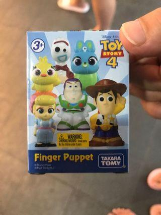Toy Story 4 Finger Puppets (Buzz Lightyear)