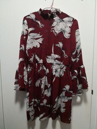 (2 for $18) ASOS Parisian floral dress
