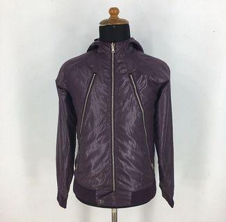 Worldwide Reversible Windbreaker Jacket