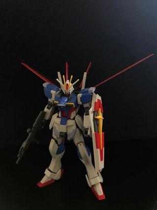 已砌素組1/144 HG Force Impulse Gundam 機動型脈衝高達