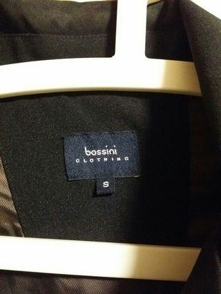 bossini,黑色外套
