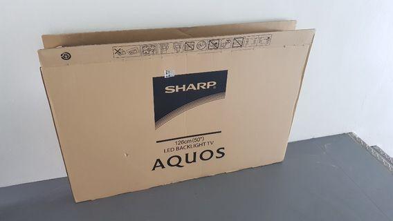 TV Box - 50 inch
