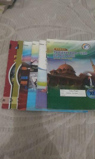 Buku lks kelas XI SMA/SMK (BISA BELI SATUAN)