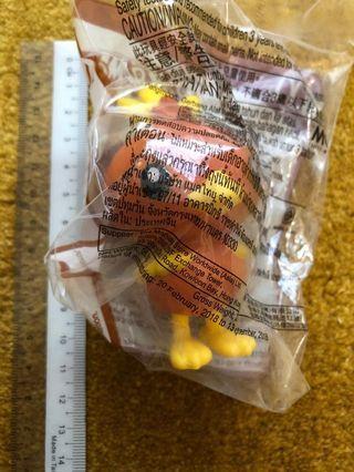 🚚 Torchic McDonald Toy