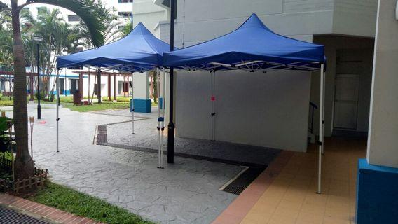 FOLDABLE GAZEBO TENT PREMIUM MODEL 3mx3m