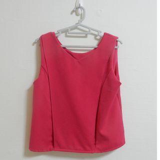 PURPUR Pink Blouse