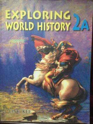 Exploring world history 2A