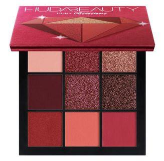 Huda Beauty 'Ruby Obsessions' Eyeshadow Palette - New RRP $48