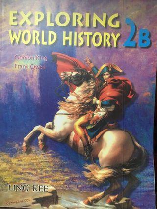 Exploring world history 2B