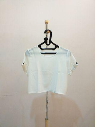 Simple White Top