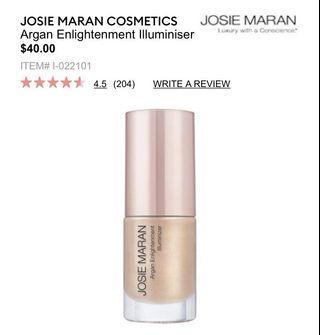 Josie Maran Argan Illuminiser RRP $40