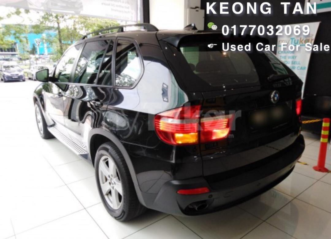 2009TH🚘BMW X5 3.0AT DIESEL ENGINE🎉 (CBU)PUSH START🚘GOOD CONDITION💰Cash OfferPrice💲Rm51,800 Only‼ LowestPrice InJB🎉Call📲 Keong🤗